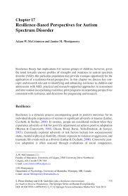 essay on autism spectrum disorder essay on autism spectrum disorder resilience
