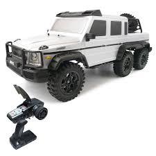HG HG-<b>P601 2.4G</b> 1:10 6WD Off-road Climbing RC Car RTR   Rc ...