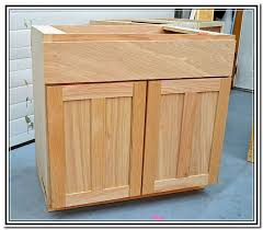 how to build a bathroom cabinet
