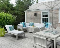 houzz patio furniture. elegant weathered teak patio furniture houzz