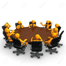 Image result for round table conference room