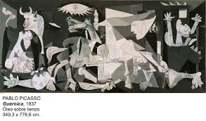 brecht and picasso art as a weapon for social change guernica