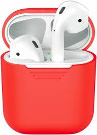 <b>Чехол Deppa для Apple</b> AirPods (красный): выгодные цены ...