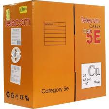 <b>Кабель FTP Telecom</b> FTP4-TC1000C5EN-CU-IS <b>FTP</b> 5e 305 метров