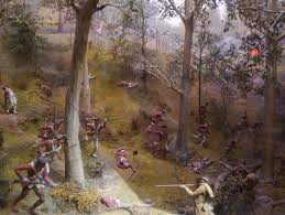 Image result for battle of king's mountain
