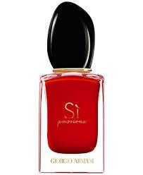 <b>Giorgio Armani</b> Si Passione Eau de Parfum Spray, <b>1</b>-oz. & Reviews ...