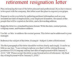 sample teacher retirement letter sample teacher resignation letter template teacher resignation retirement resignation resignation retirement letter