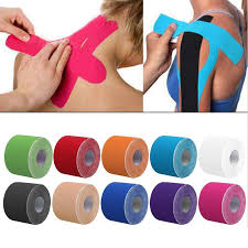 2Size <b>Kinesiology Tape Athletic</b> Tape <b>Sport</b> Recovery Tape ...
