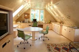 30 cozy attic home office design ideas attic office ideas