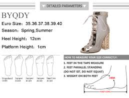 <b>BYQDY 2020 New</b> Summer Sandal Sexy Golden Bling Gladiator ...
