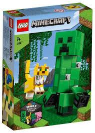 <b>Конструктор LEGO Minecraft</b> 21156 Крип... — купить по выгодной ...