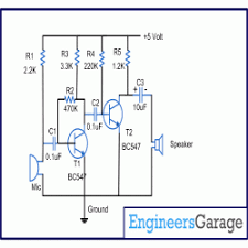 circuit diagram for audio amplifier   audio amplifier circuit    electronic circuits audio amplifier circuit