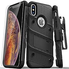 Zizo Bolt Series Compatible with <b>iPhone X</b> Case Military <b>Grade</b> Drop