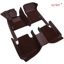<b>HLFNTF Custom Double</b> layer <b>car</b> floor mat for BMW 3 5 7 Series ...