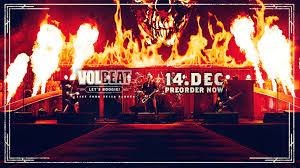 <b>Volbeat</b> - <b>LET'S BOOGIE</b>! LIVE FROM TELIA PARKEN The new ...