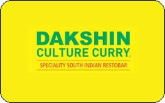 Dakshin Culture Curry Gift Card Balance Check Online/Phone/In-Store