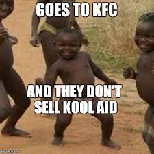 Third World Success Kid Meme - Imgflip via Relatably.com