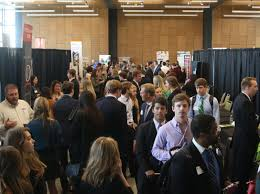 university center for professional selling marketing 2017 2018 maps career fair