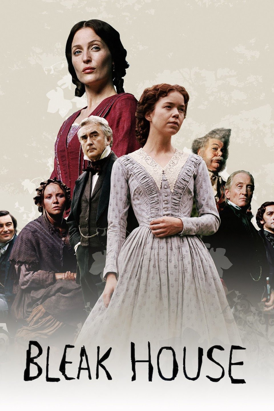 Image result for bleak house with gillian anderson