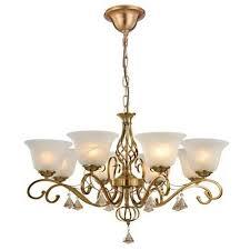 <b>Подвесная люстра Arte</b> Lamp Cono A8391LM-8PB, Италия ...