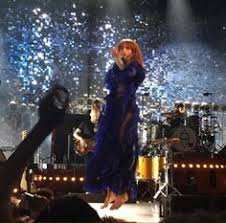 Resultado de imagen para Florence   the Machine - Barclays Center, Brooklyn