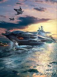 ArtStation - Electronic Battleship, Dave Seeley | Подводные лодки ...