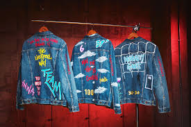 <b>LFC</b> partner Levi's®, has created three exclusive trucker jackets and ...