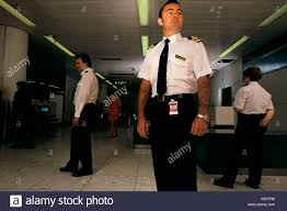 customs excise officer robert buxton at gatwick airport stock customs excise officer robert buxton at gatwick airport