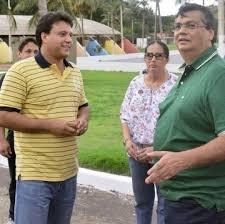 Resultado de imagem para FLÁVIO DINO E FELIPE CAMARÃO