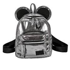 Coromose <b>Fashion Backpack Women Mini</b> Casual PU <b>Backpack</b> ...