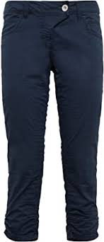 <b>Tom Tailor</b> Women's Cropped <b>Relaxed Tapered</b> Trouser: Amazon ...