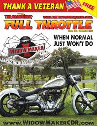 issue by the carolinas full throttle 2015 issue 208 by the carolinas full throttle magazine issuu
