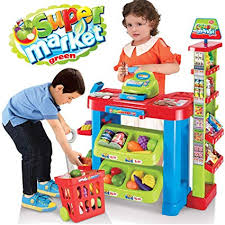 <b>Supermarket</b> Pretend <b>Toy</b> Cash Register Pretend <b>Toy</b> with <b>Sound</b> ...