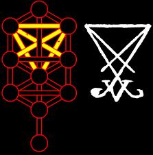 Risultati immagini per simboli lucifero satana