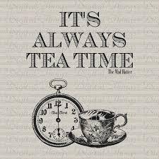 Image result for alice and wonderland's tea