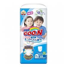Трусики-<b>подгузники GOON</b> для мальчиков и девочек <b>XL</b>, (<b>12-20</b> кг ...