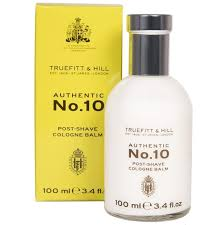 Truefitt and Hill Authentic No10 Post-Shave Cologne Balm ...