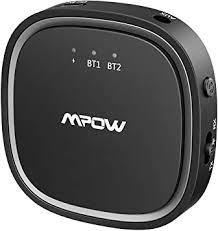 Mpow Bluetooth 5.0 Transmitter Receiver, 2 in 1 ... - Amazon.com