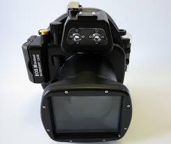 Подводный бокс (<b>аквабокс</b>) <b>Meikon EOS</b> M 18-55 для ...