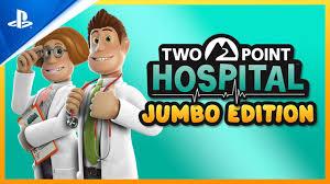 <b>Two Point Hospital</b>: Jumbo Edition - Launch Trailer | PS4 - YouTube