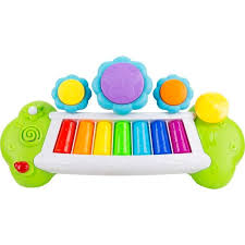 <b>Пианино S</b>+<b>S Toys</b> БамБини, 32 см, артикул: <b>ES00662603</b> ...