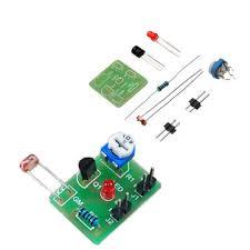 <b>5pcs DIY Photosensitive</b> Induction Electronic Switch Module Optical ...