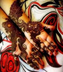 Best Mehndi Design 2013