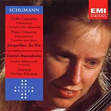 <b>Jacqueline du Pré</b> & Daniel Barenboim - <b>Schumann</b>: Cello & Piano ...