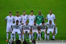 Nazionale di calcio dell'Algeria
