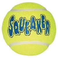 Мячик для собак <b>KONG</b> Air теннисный средний (AST2B ...