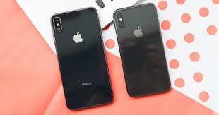 Trên tay mô hình iPhone X Plus đầu tiên tại VN và so sánh với ...
