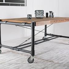 dining table with wheels: dining table wooden room chairs dt ik black x dining table wooden room chairs