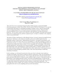 topic proposal thesis statement UBC Anthropology   University of British Columbia