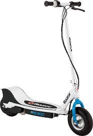 Купить <b>электросамокат Razor E300</b> Бело-Синий. Доставка по ...